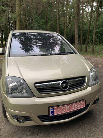 Opel Meriva 1.6 бензин Автомат