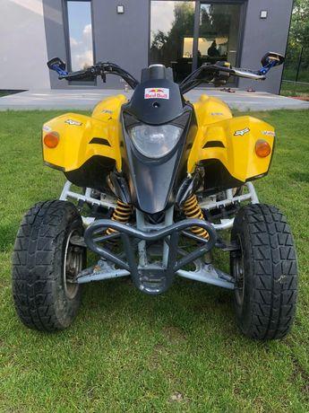 SMC/ Honda Barossa 170 zarejestrowana