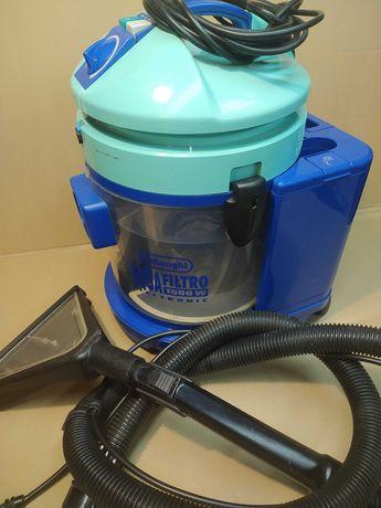 Пылесос фильтр колба мешок  aqua filtro