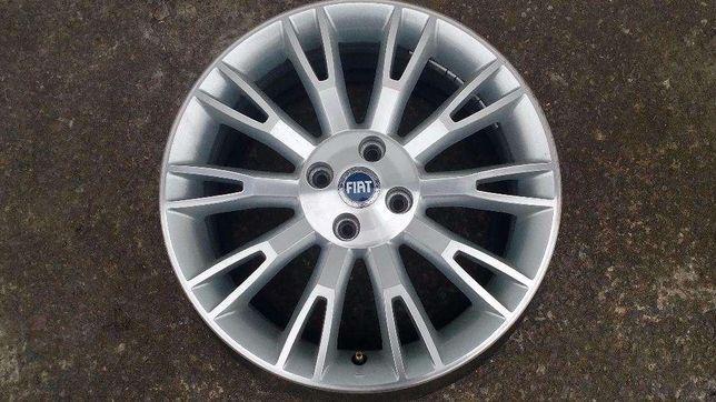 Диски r17 4-100 6.5j et46 цо56.5 Fiat Grande Punto 2005-2015 ОРИГИНАЛ