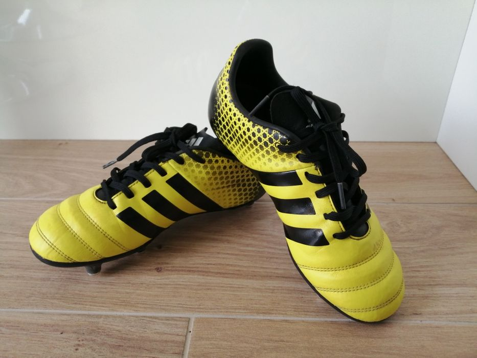 Korki Adidas r. 36 i 2/3, do piłki, piłkarskie Sosnowiec - image 1