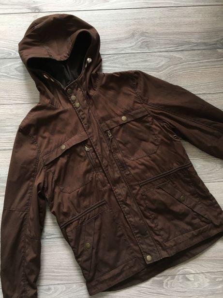 Демисезонная куртка парка Burton размер М.