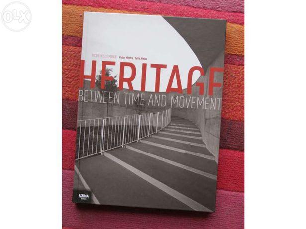 Livro de arquitectura heritage - lyceu passos manuel novo