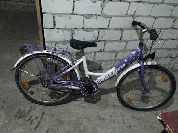 ПОДРОСТКОВЫЙ велосипед AVIGO для девочки