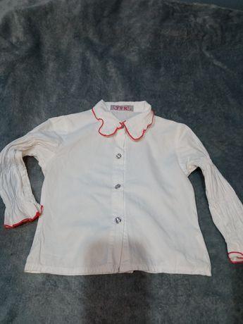 Koszula biała na 3 latka