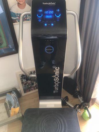 Plataforma vibratória Turbo Sonic, Ovation - profissional