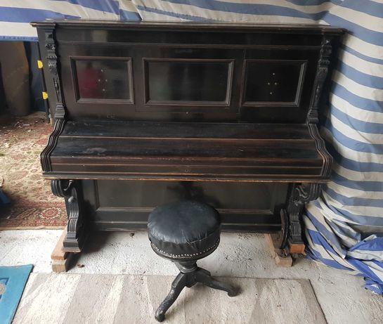 Pianino Schiedmayer Stuttgart