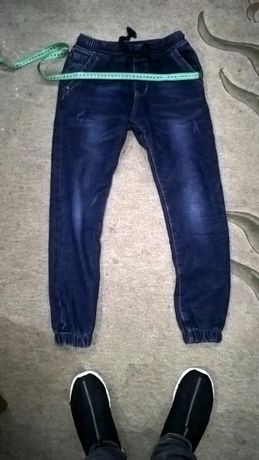Зимові джинси утеплені