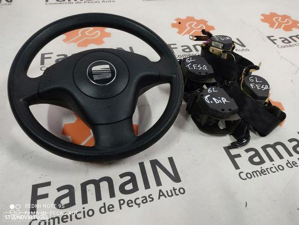 Volante com airbag - SEAT Ibiza 6L