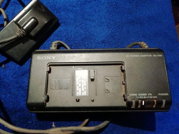 Carregador Sony AC-V60