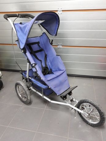 Wózek dziecięcy biegowy