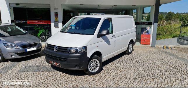 VW Transporter L1 H1 Iva Dedutivel