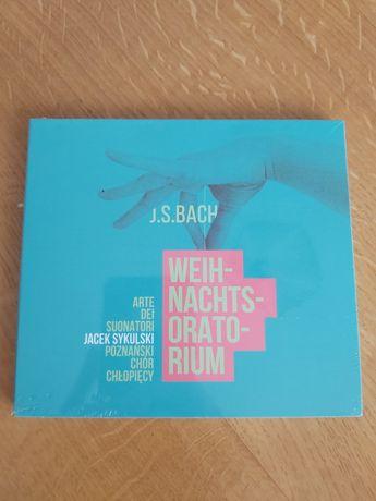 Nowa płyta J.S.Bach