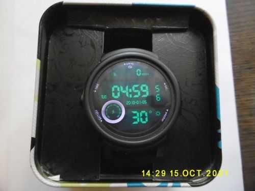 Smartwatch E TicWatch kpl.