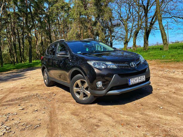 Toyota Rav4 / 2.0 D4D / Salon Polska / Prywatnie