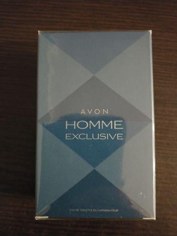 Woda toaletowa Avon Homme Exclusive