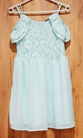 Sukienka dziewczęca New look (rozm. 158)