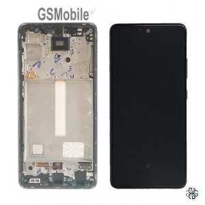 Ecrã - Display LCD Touch Samsung A52 5G Galaxy A526B Roxa Original