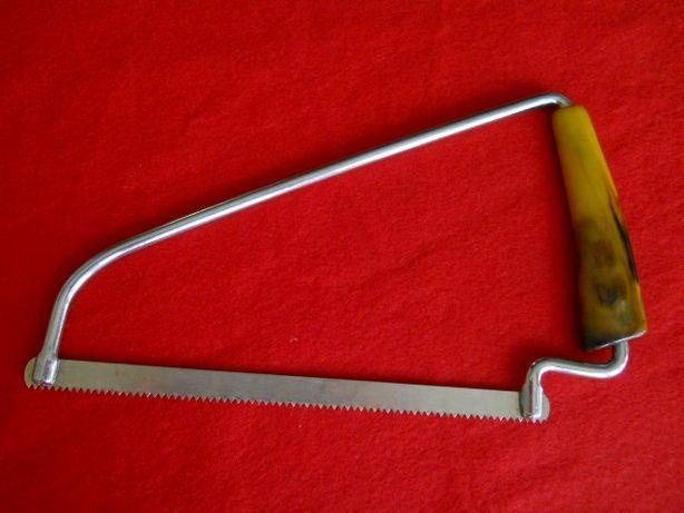 Винтажная декоративная ножовка