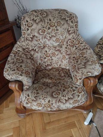 Komplet wypoczynkowy sofa fotel 3 + 2 + 1 meble do salonu