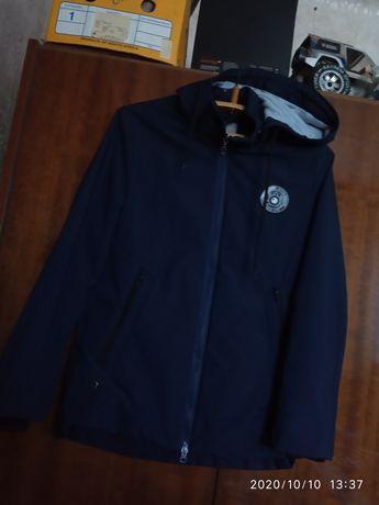 Куртка парка Деми на подростка.
