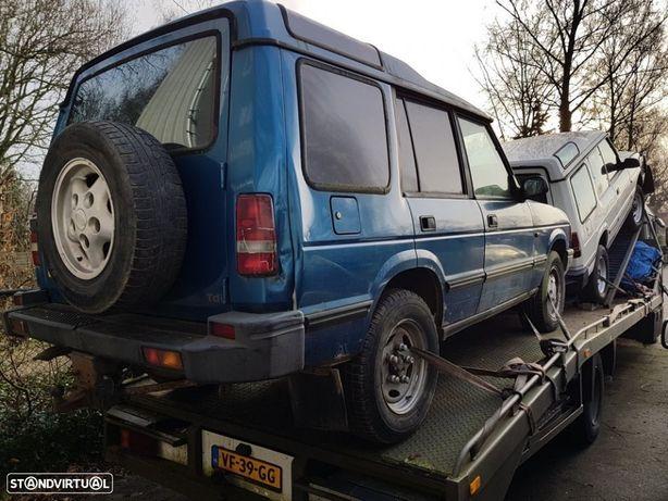 Land Rover discovery 1 300 Tdi 1996 peças usadas
