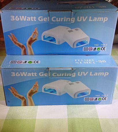 УФ Лампа SIMEI-702 36W индукционная  для ногтей для маникюра