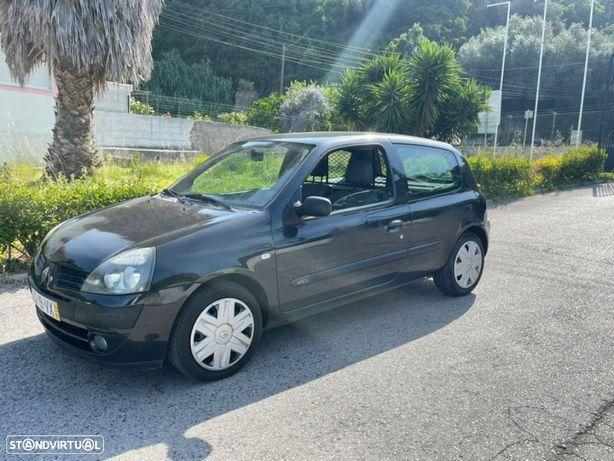Renault clio 1.5 dci ac