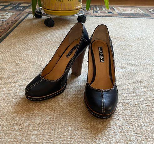 Женские туфли НАТУРАЛЬНАЯ кожа ПРОДАМ