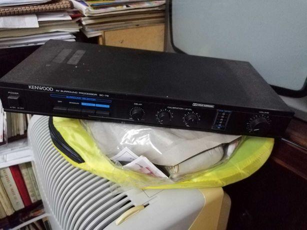 Amplificador Kenwood SC-75