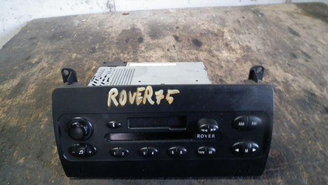 Radio fabryczne rover 75