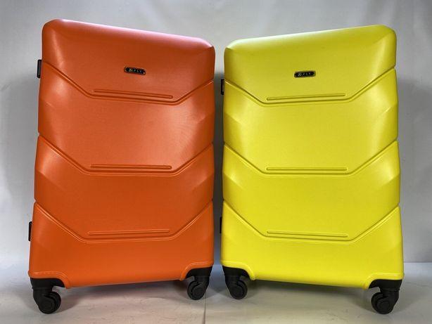 СУМАСШЕДШИЕ СКИДКИ Чемодан пластиковый валіза сумка дорожная wings