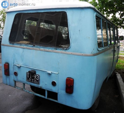 УАЗ 452 лек . 1985 г