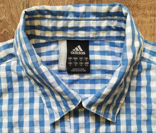 Рубашка с коротким рукавом Adidas, S