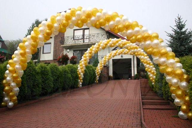 Łuki Balonowe, bramy z balonów, otwarcie sklepu, girlanda powitalna!