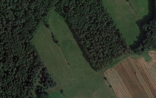 Sprzedam działkę rolną Kościuki 1,2 ha
