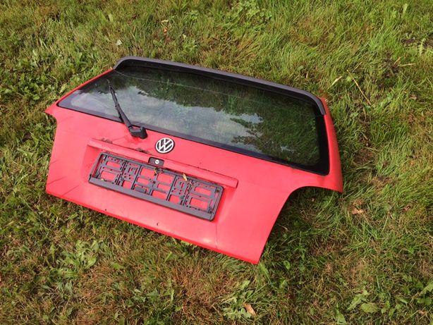 Klapa bagażnika Golf 3 lotka GTI