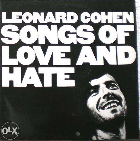 Leonard Cohen - Songs of Love and Hate (1971) Lp vinil