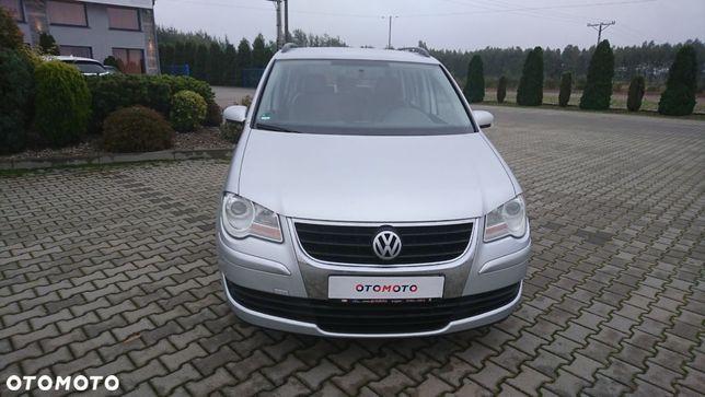 Volkswagen Touran Tylko 130 Tyś.Kmserwisi Własciciel7 Osobbogata