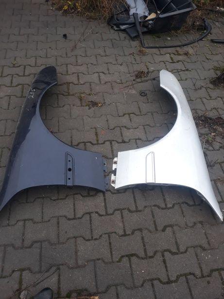 Крила передні Mercedes Benz CL W215