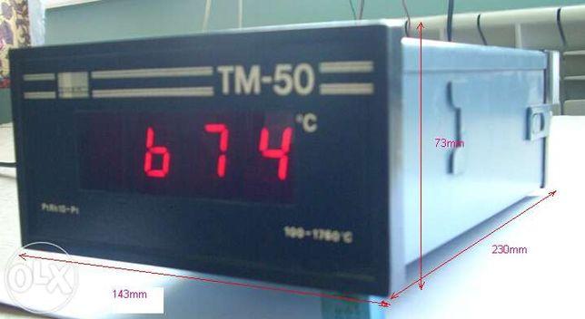 Miernik Temperatury TM-50 ZUAP Sosnowiec