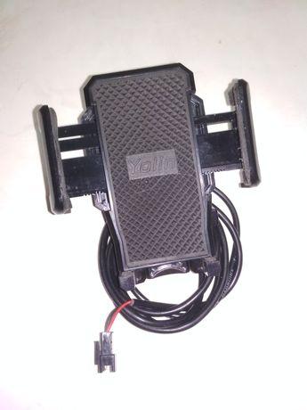 Зарядное для телефона на рудь велосипеда