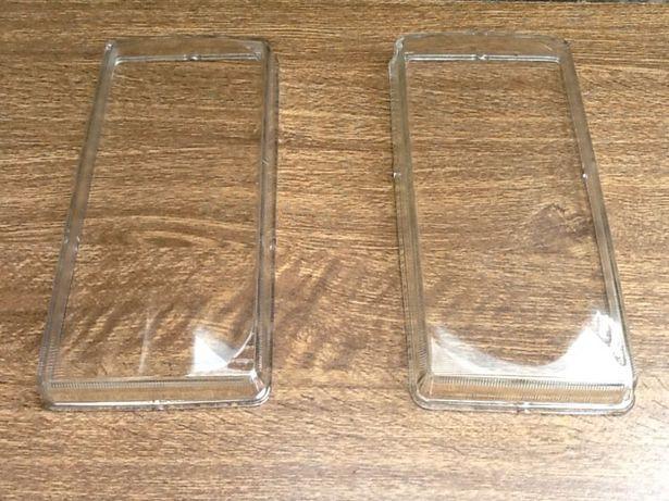 полированные, шлифованные, прозрачные стекла фар ваз 2104, 2105, 2107