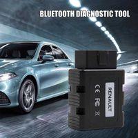 Máq. diagnostico Renault - COM-Bluetooth  (Novo diagnostico)