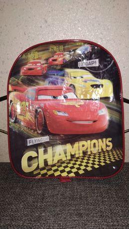 Детский рюкзачок рюкзак Тачки