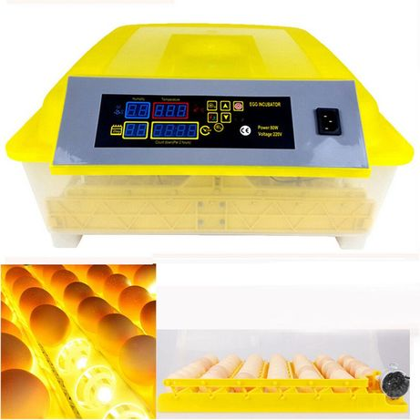 NOWY Inkubator automatyczny do 48 JAJ klujnik wylęgarka