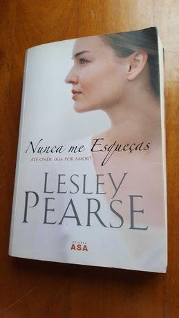 Nunca me Esqueças - livro de Lesley Pearse