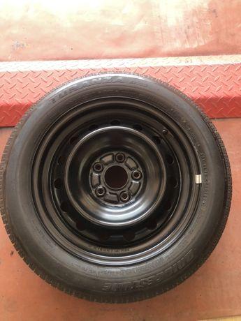 Запаска хонда цывик 4D R16/205/55