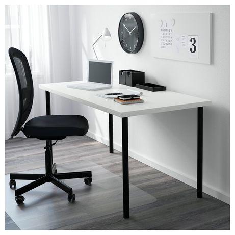 Стол IKEA белый 150 x 75см