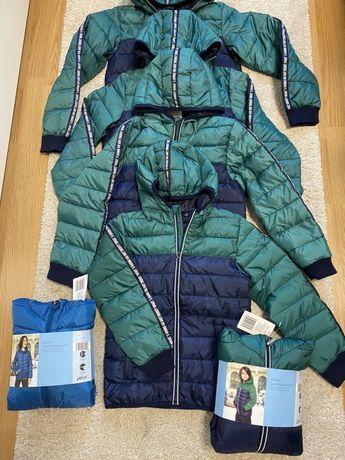 Курточки для мальчика на р.122-152